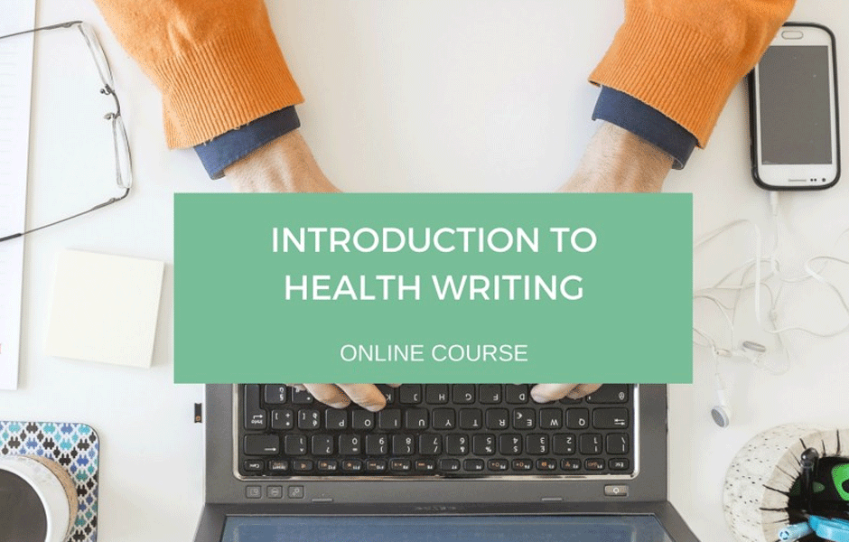 health & medical writing